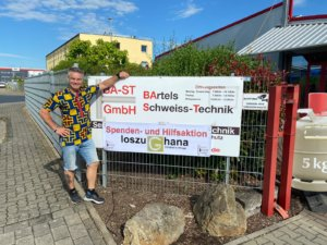 Spendenaktion-Marco aus Bedburg: TAG-2 UPDATE